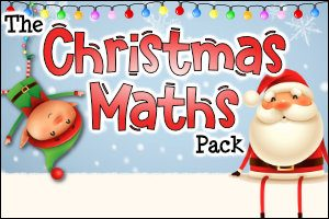 The Christmas Maths Pack