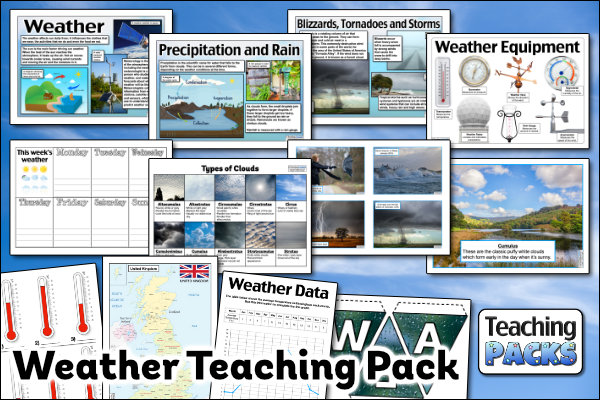 The Weather Mini Pack