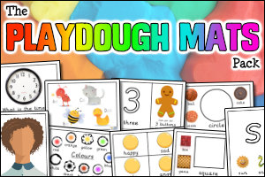 The Playdough Mats Pack