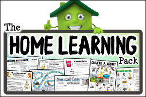 The Home Learning Pack
