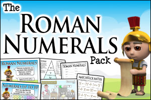 The Roman Numerals Pack