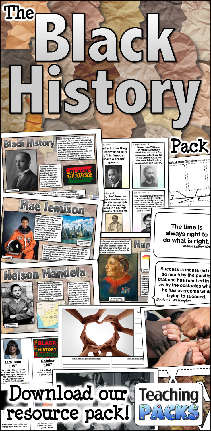 The Black History Pack
