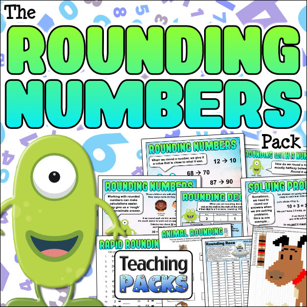 The Rounding Numbers Pack