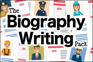 The Biography Writing Pack
